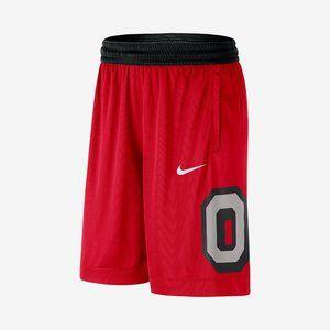 Ohio State Buckeyes Nike Dri-Fit Basketball Shorts